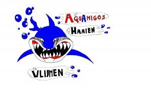 Mascotte Aquamigos - Haai