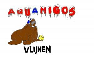 Mascotte Aquamigos - Walrus