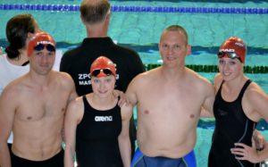 Masters estafette team 4x50 vrij ONMK Eindhoven (1)