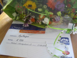 foto1 cheque Rabobank